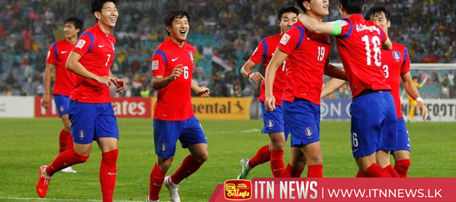 South Korea, DPRK hold youth football match