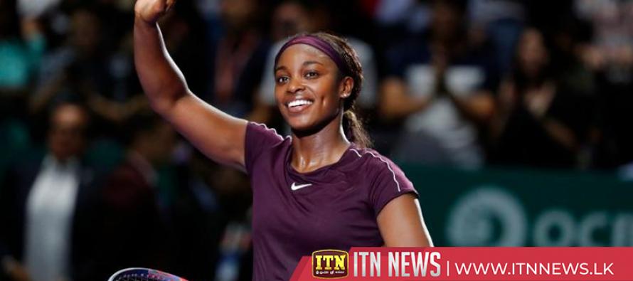 Bertens produces sensational fightback to stun Kerber at WTA Finals