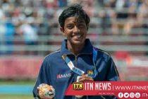 இளைஞர் ஒலிம்பிக் போட்டியில் இலங்கைக்கு வெண்கலப்பதகம்