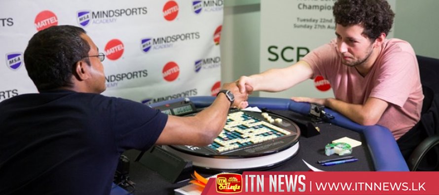 16th World Scrabble Champion crowned at London finals
