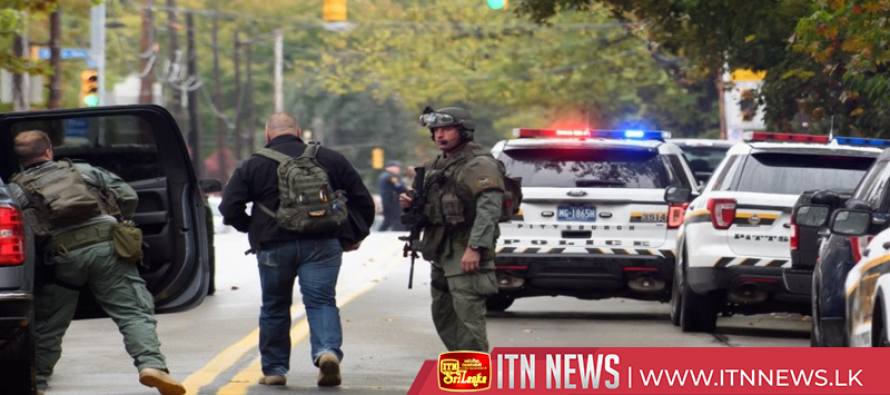 Pittsburgh synagogue shooting: Suspect charged with murder
