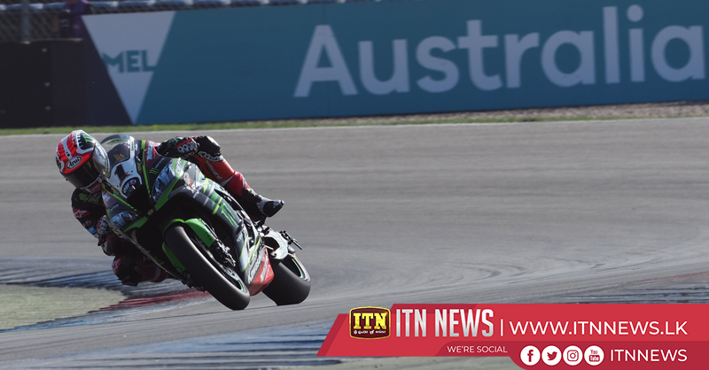 Rea sets new Superbikes record with tenth straight win