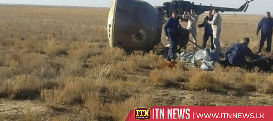 Investigation starts into dramatic Soyuz rocket breakdown