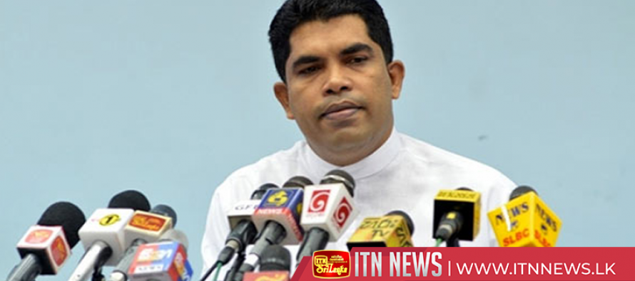 SLFP stands by the President's decision