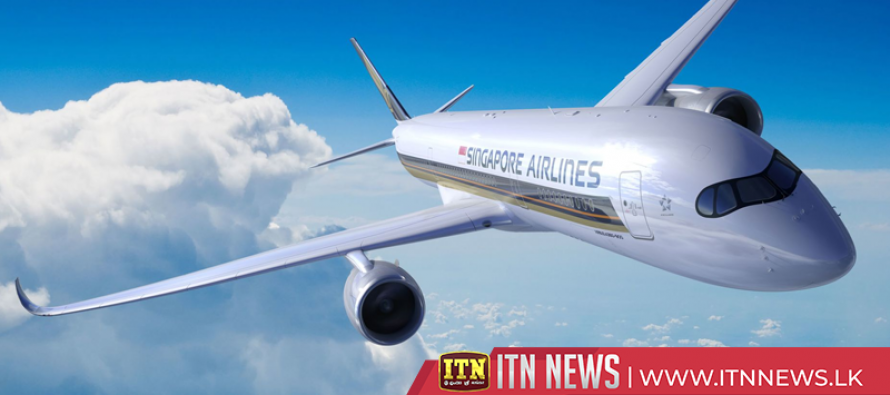 Second leg of Singapore Airlines record trip takes off