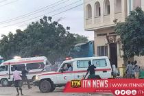 சோமாலியாவில்  தற்கொலை குண்டுத்தாக்குதல்களில் 16 பேர் பலி