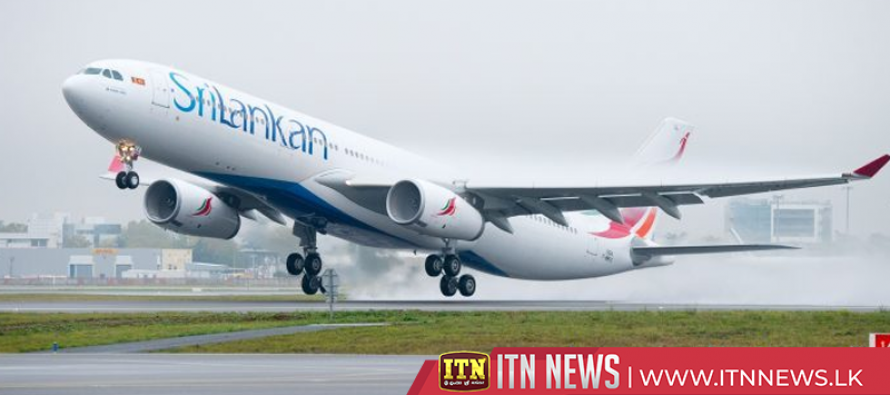 SriLankan named the World's Most Punctual Airline