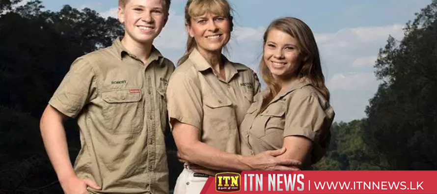 """Crocodile hunter"" Steve Irwin's family launch new show"