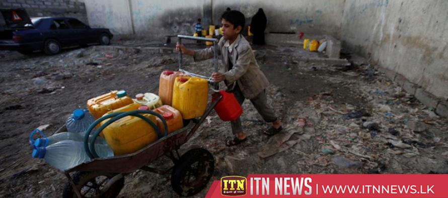 Yemen cholera outbreak accelerates to 10,000+ cases per week – WHO