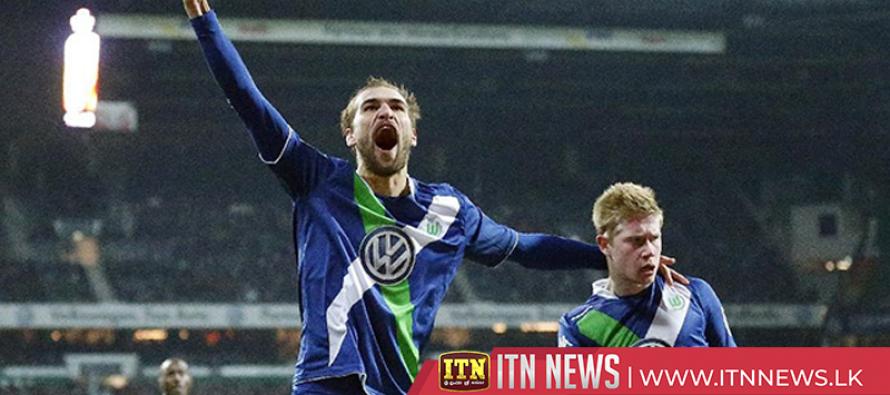 Werder Bremen edge Wolfsburg in Bundesliga clash
