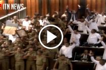පාර්ලිමේන්තුවේ සටන [Behind the scene battle in Sri Lanka parliament]