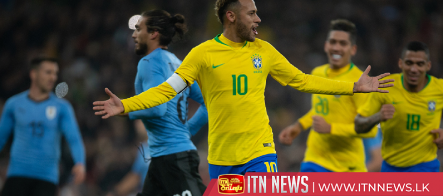 Brazil Vs Cameroon