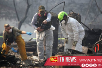 California wildfires: More than 1,000 believed missing