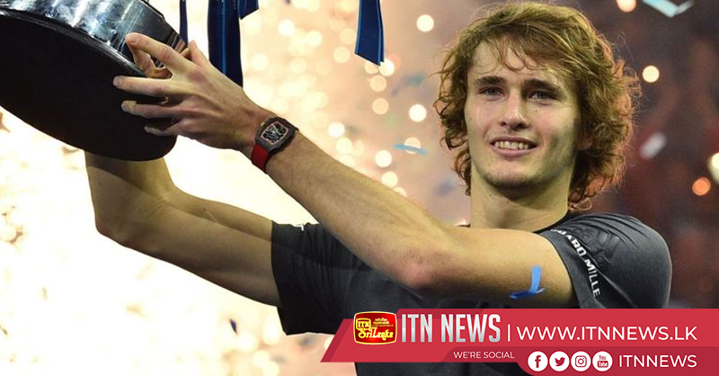 Sensational Zverev stuns Djokovic to claim ATP Finals title