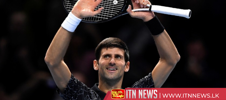 Djokovic thumps Anderson to set up final clash with Zverev
