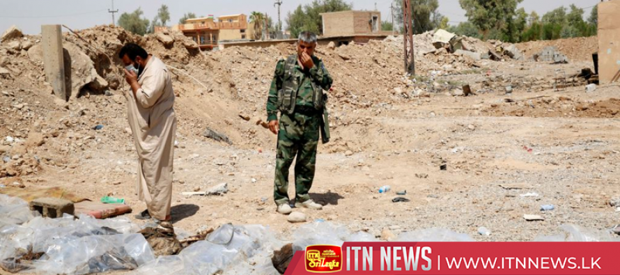 More than 200 mass graves of Islamic State victims found in Iraq – U.N. report