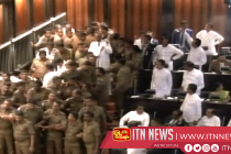 Tense situation in Parliament today; Police enter the House