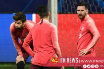 Messi close to return as Barca head to Inter in Champions League