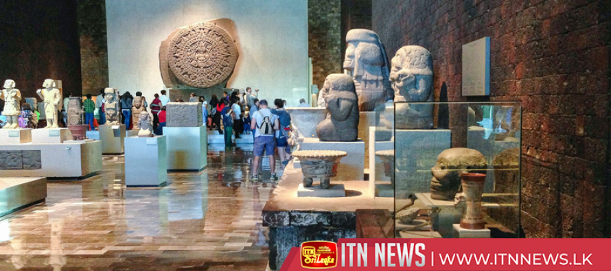 Mexico museum reveals priceless colleciton of ancient jade artefacts