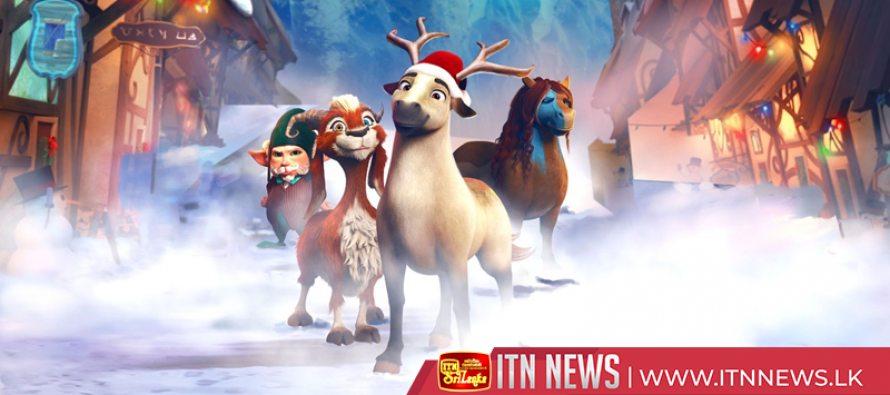 """Elliot the Littlest Reindeer"" will be released today (VIDEO)"