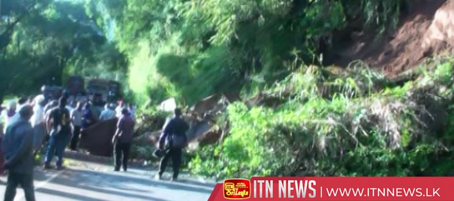 Landslides in Kegalle