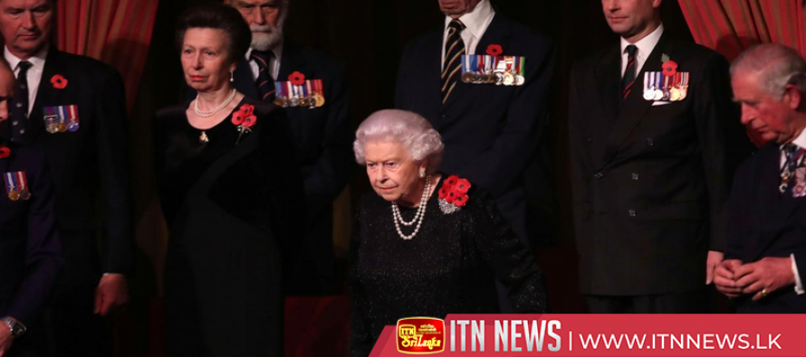Queen Elizabeth launches British commemorations 100 years after WW1