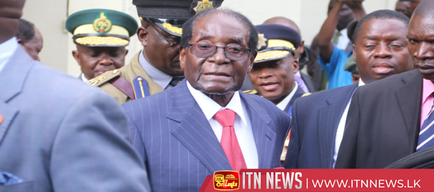 Robert Mugabe, a year on from coup