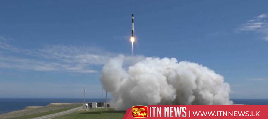 Electon rocket lifts off from New Zealand, puts satellites into orbit