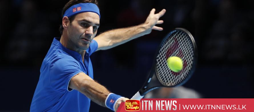 Federer breezes past Thiem to get back on track at ATP Finals