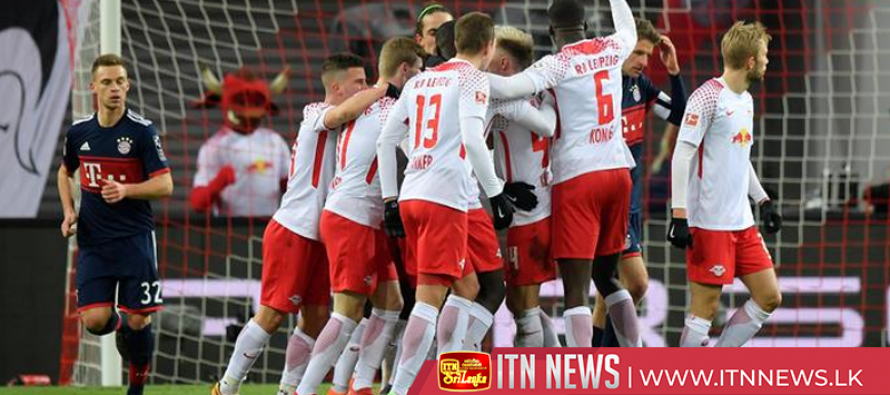 RB Leipzig overpower Bayer Leverkusen in Bundesliga clash