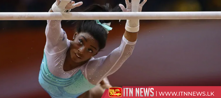 Simone Biles wins fourth all-around World Gymnastics Championships title