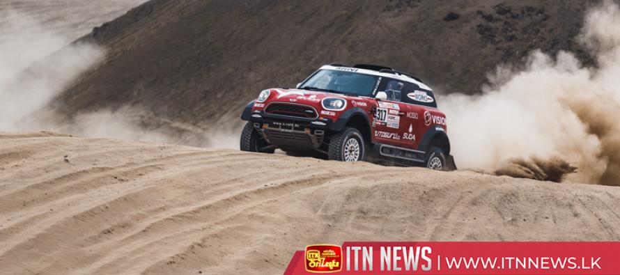 Drivers get set for Peru's 'crazy' Dakar rally course