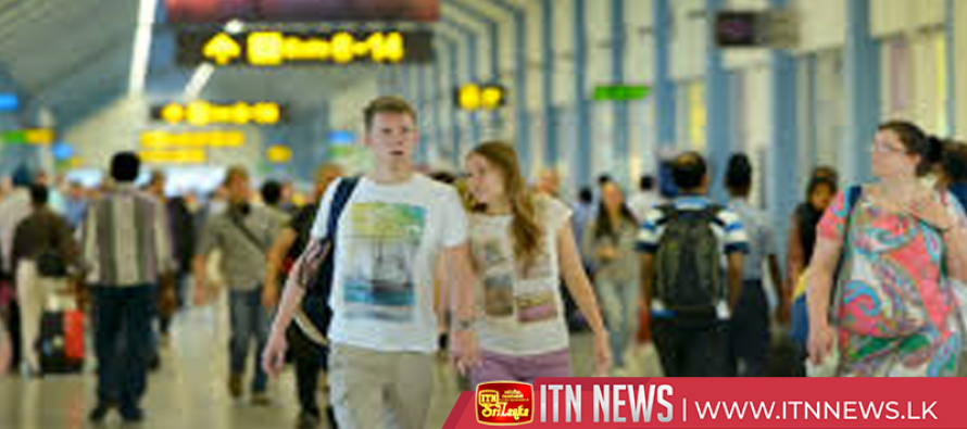 Tourist arrivals increase
