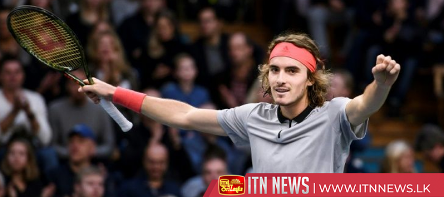 Tsitsipas wins thrilling five set semi against Rublev at Next Gen