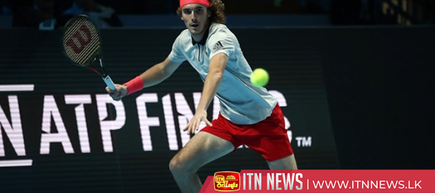 Tsitsipas marches on in NextGen with win over Hurkacz