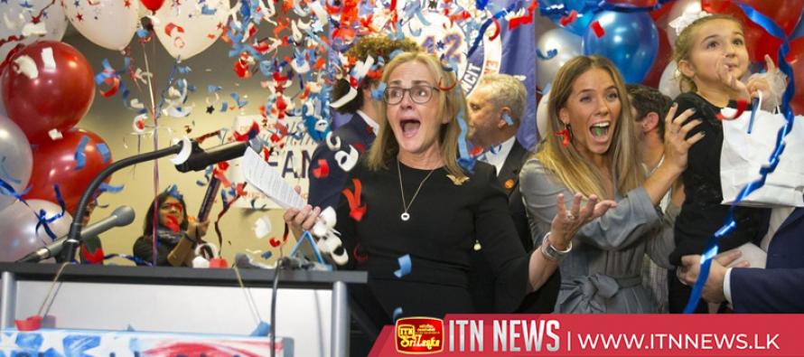 Democrats win three of four congressional seats, lose governorship in Iowa