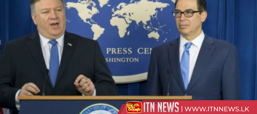 US vows 'relentless' pressure as sanctions resume