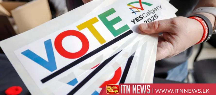 Polls open for vote in Calgary's Olympic 2026 bid