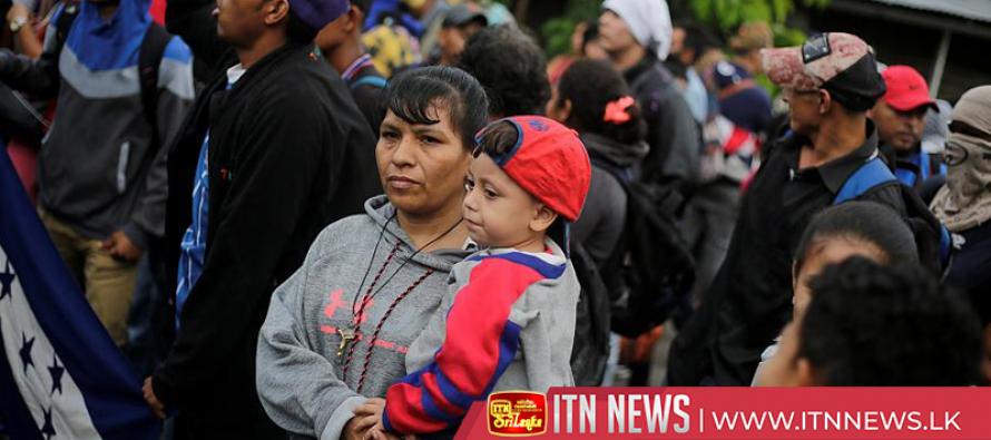Migrants in Mexico cling to American dream despite Trump's asylum stance