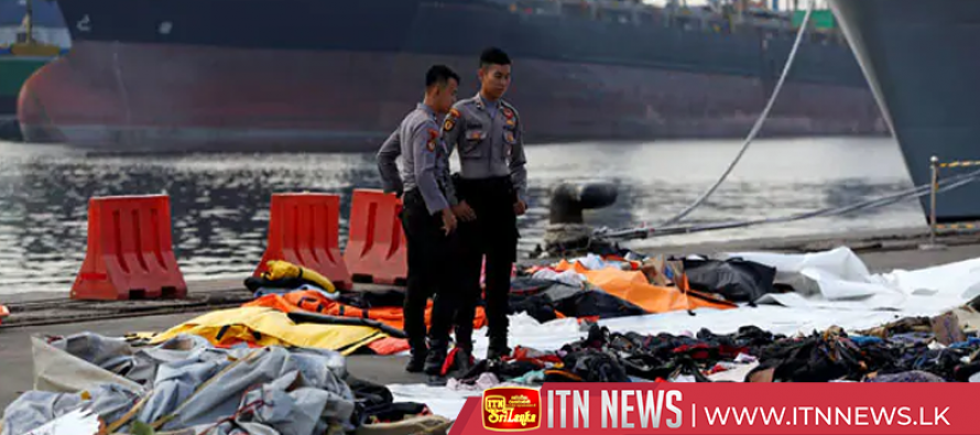 Black box of crashed Indonesian Lion Air plane found