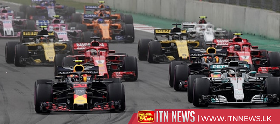 Vietnam to host Formula One race in Hanoi from 2020