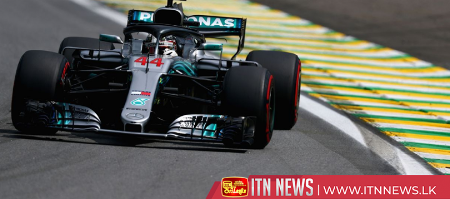 Hamilton takes Brazil pole followed by Vettel, Bottas, and Raikkonen