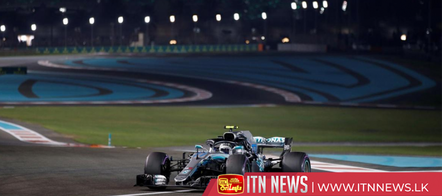 Bottas sets the pace in second practice ahead of Abu Dhabi Grand Prix