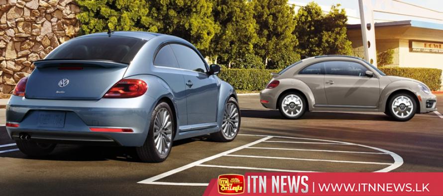 Final Volkswagen Beetle among LA Autoshow highlights
