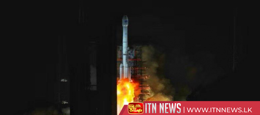 China launches high-orbit Beidou-3 satellite