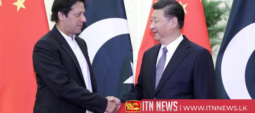 Xi meets Pakistani prime minister