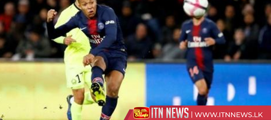 Kylian Mbappe is averaging a goal every 67 minutes for PSG this season