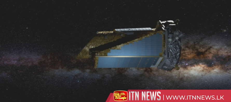 Out of gas, mission over for cosmos probe Kepler