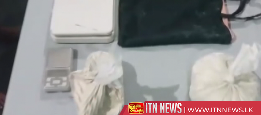 Heroin worth over 20 million rupeesseized