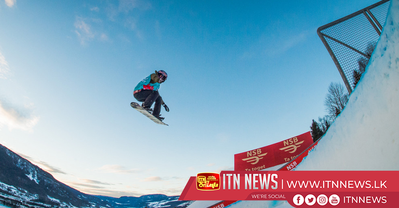 Thorgren and Gasser win in Snowboard Big Air World Cup